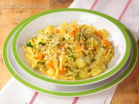 Pasta con le patate: le Vostre ricette | Cookaround