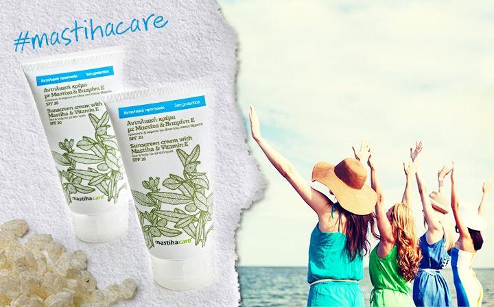 #mastiha #sunscreen #summer #essentials #mastihacare #chios