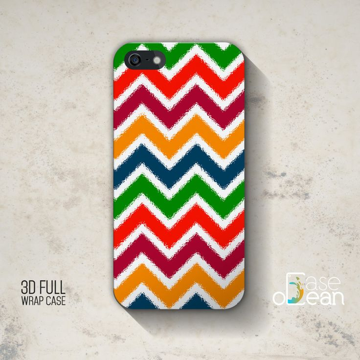 Chevron Blurred Lines iPhone 6 case, iPhone 6 Plus case, iPhone 5, 5s, 4, 4s, case cover, Samsung Galaxy S5, S4, S3, Galaxy Mini case by CaseOcean on Etsy
