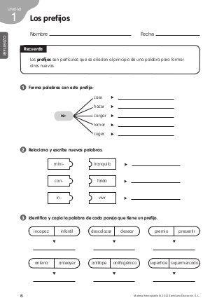 Mejores 39 imágenes de Lengua 4 en Pinterest   Actividades ...