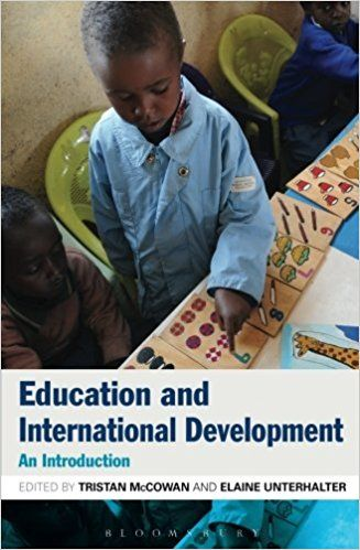 Education and International Development: An Introduction (PRINT) Request/Solicitar: http://biblioteca.cepal.org/record=b1253467~S0*spi