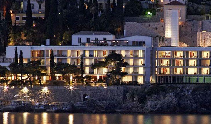 In Kroatië, omringd door dennen- en fruitbomen ligt Villa Dubrovnik     roomed.nl