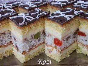 Rozi Erdélyi konyhája: Polgármester szelet