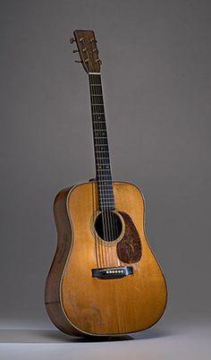 A fully functional antique: the Martin 1944 D-28 Herringbone guitar