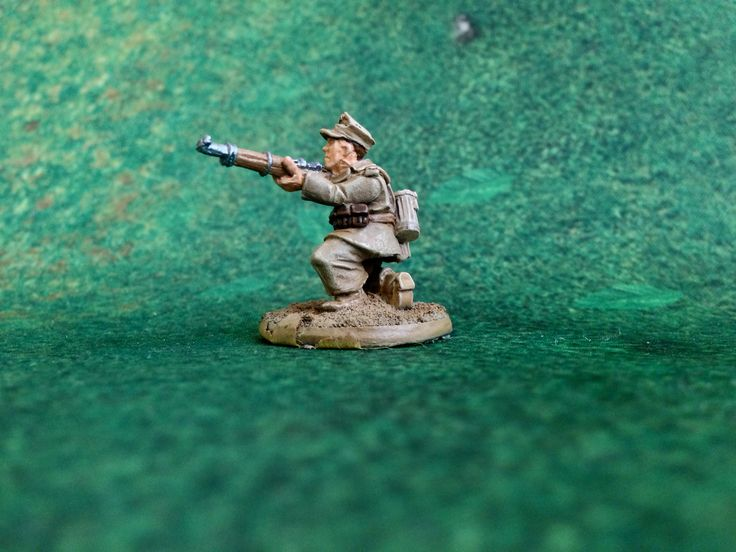 Bolt Action DAK WIP