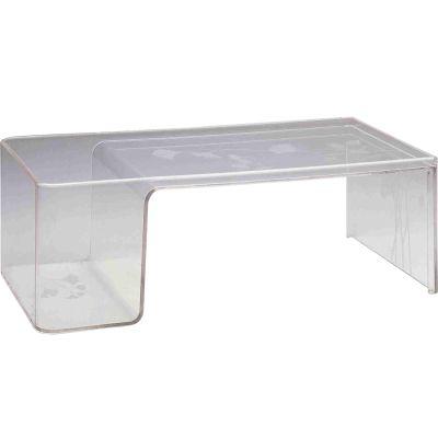 - Ett litet vackert bord med tidningsställ. Använd som soffbord, som frukostbord i sängen eller som sideboard. Usame är gjort i polycarbonate och går att få i flera olika färger. Ett diskret mönster i form av löv pryder skivans ovansida.