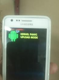 Samsung Android kernel panic