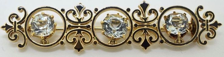 Authentic Tiffany & Co Pin From Early 1800's #TiffanyCo