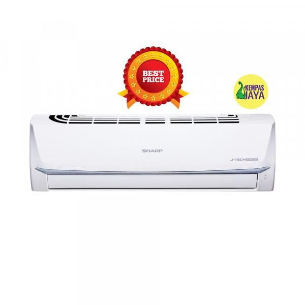 Sharp 1 0hp J Tech Inverter Air Conditioner Ahx9ued Air