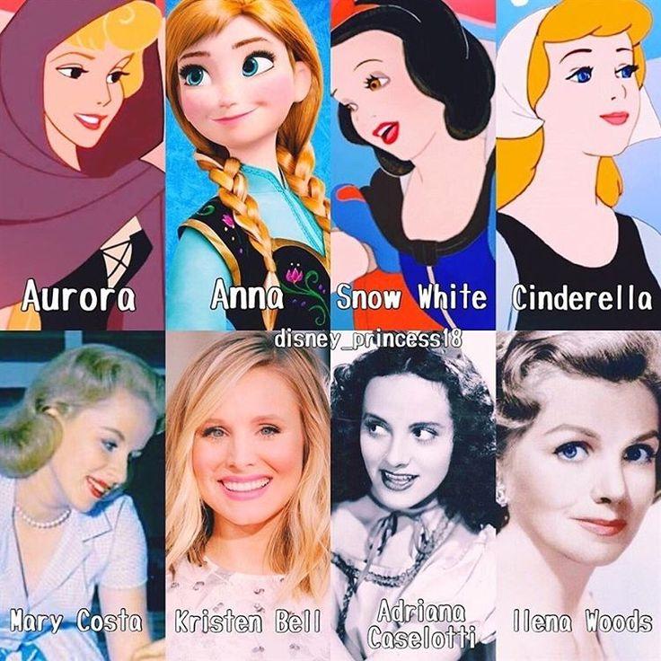 "Disney Remake on Instagram: "" 👑 Animated Disney Princesses ..."