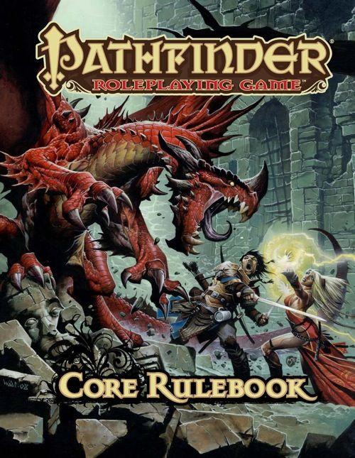 Et oui, Pathfinder (Donjons et Dragons) fait partie de ma routine hebdomadaire avec mes amis. L'expression ultime de ma geekitude. :)