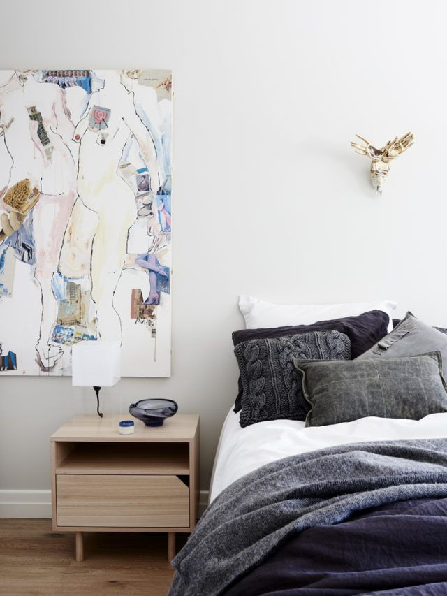 Texture in Toorak: We're coveting this Melbourne real reno - The Interiors Addict