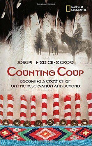 Számlálás Coup: Becoming a Crow vezető a foglalás és azon túl: Joseph Medicine…