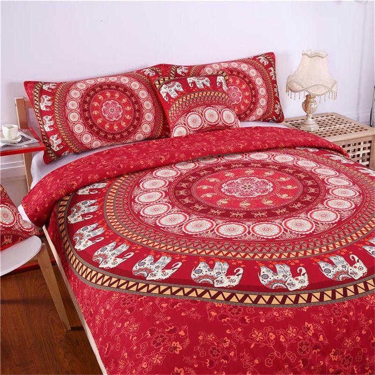 Cute Red Mandala Pattern Bedding Set mandala sheets, mandala bedspread, boho bedding, bohemian bedding, mandala comforter, hippie bedding, boho comforters, bohemian comforter, mandala bed sheets, boho bedding sets, mandala duvet cover, boho chic bedding, mandala bed set,  boho comforter set, mandala comforter set, bohemian bedding sets, mandala quilt cover, bohemian bedspread, mandala doona cover,  mandala bed cover, mandala quilt cover set, mandala duvet