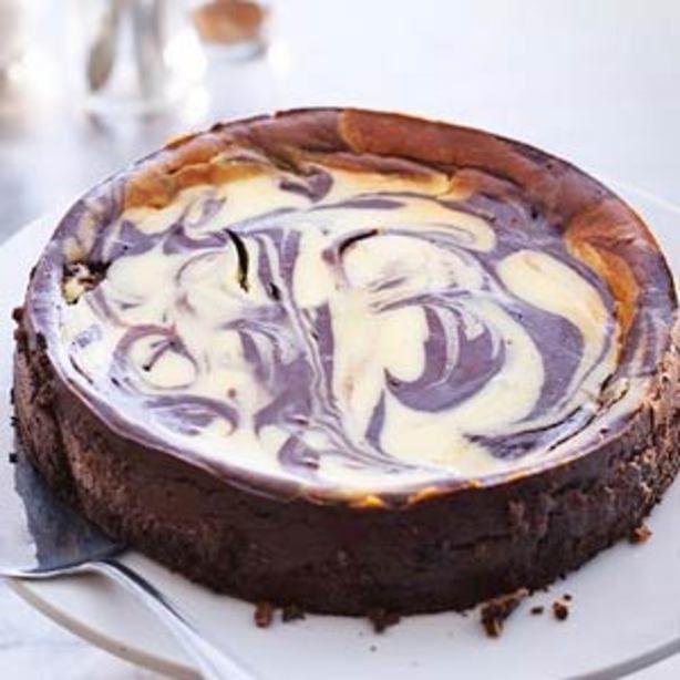 Chocolade Cheesecake met monchou