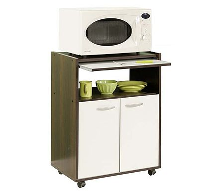 White Mobile Kitchen Design With Microwave And Green Plate, Used Mobile  Kitchens For Sale, Mobile Kitchen Equipment ~ Home Design