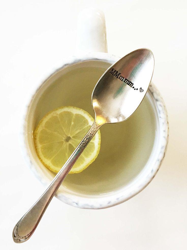 Morning Detox Honey Lemon Peppermint Water — The Skinny Fork