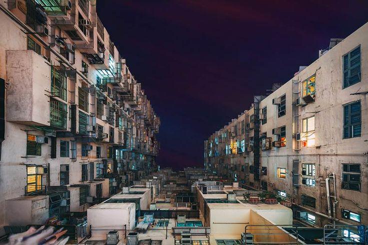 Stacked Hong Kong – Les superbes photographies de Peter Stewart (image)