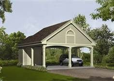 29 best images about carport ideas on pinterest carport for Separate garage