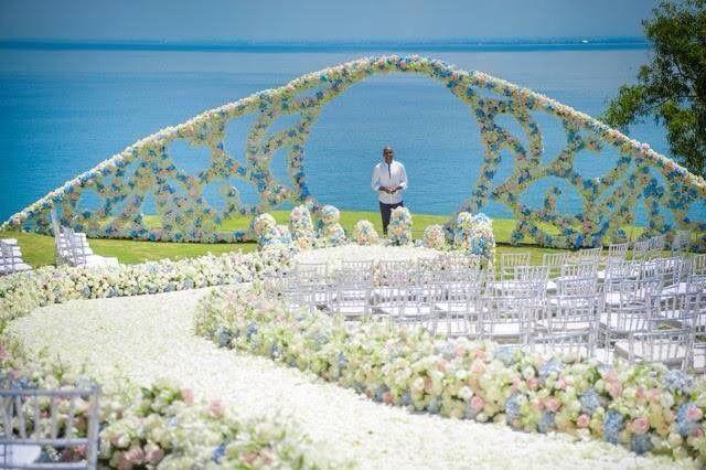 Preston bailey wedding event