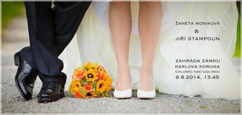 Svatební oznámení 107