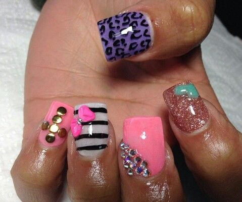 273 best pretty nails images on pinterest beauty tips nail designs 2014 prinsesfo Gallery