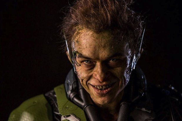 Dane DeHaan Is a Wicked Green Goblin in 'Amazing Spider-Man 2' (Photo) - TheWrap