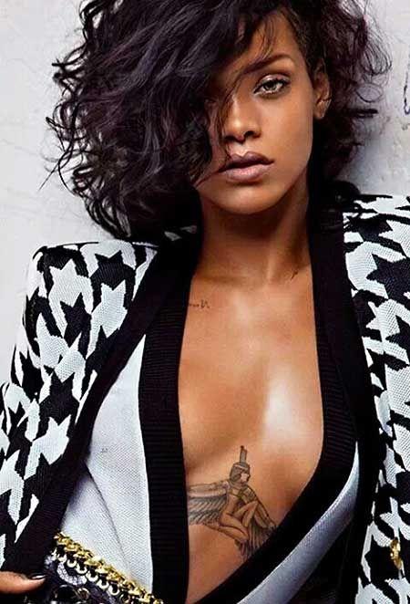Super 1000 Ideas About Curly Asymmetrical Bob On Pinterest Curly Bob Short Hairstyles For Black Women Fulllsitofus