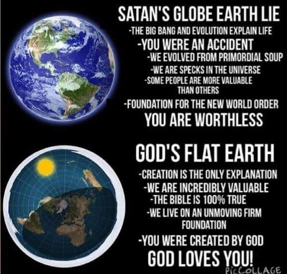 Why Do They Lie About Our Reality They Ultimately Are Hiding God