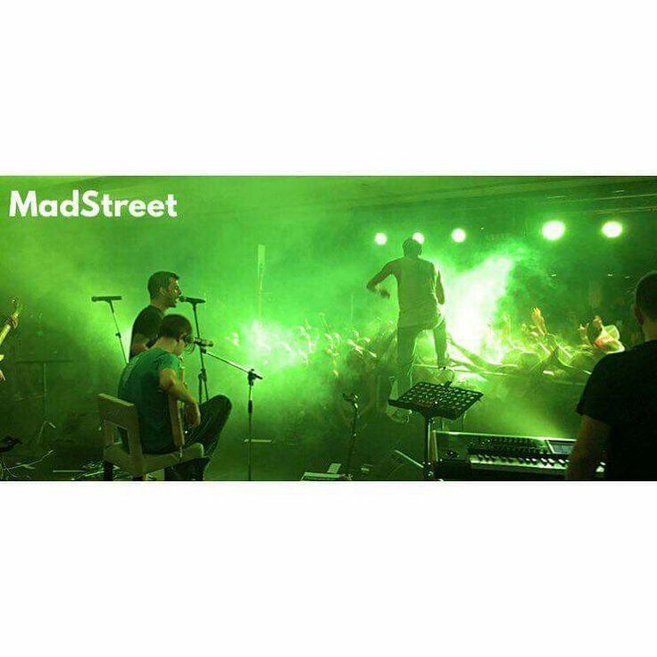 Mad Street live