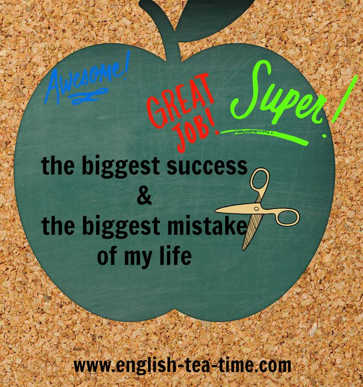 Express yourself! Speaking ideas - www.english-tea-time.com