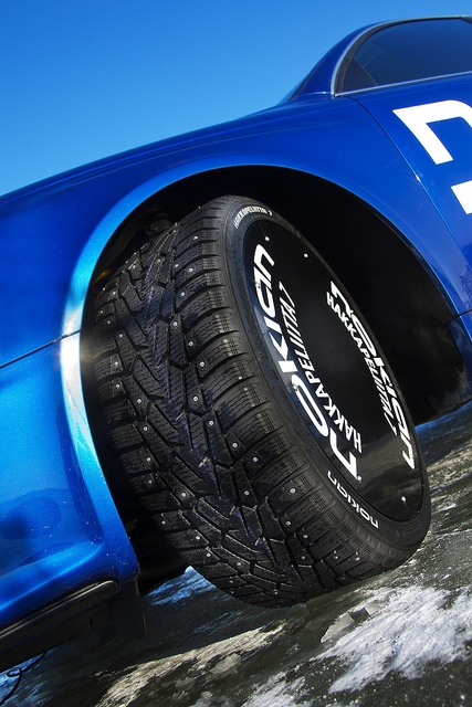 Nokian Hakkapeliitta 7, best snow tire you can find!