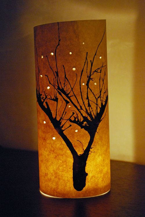 Can I Paint Glass Paint Onto Paper Lanterns