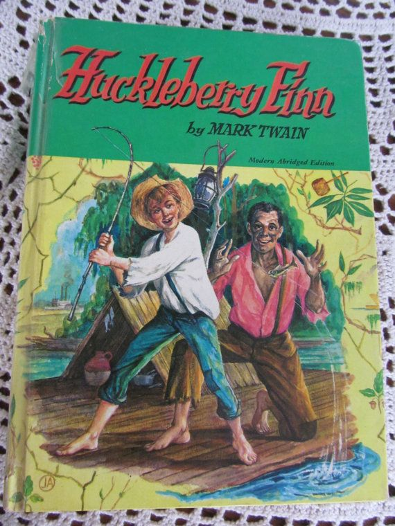 the controversy surrounding mark twains adventures of huckleberry finn Download the app and start listening to a study guide to mark twain's adventures of huckleberry finn today mark twain's classic and controversial novel weaves.