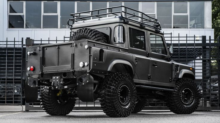 Chelsea Wide Track Land Rover Defender 2.2 TDCi 110 Double Cab Pick Up