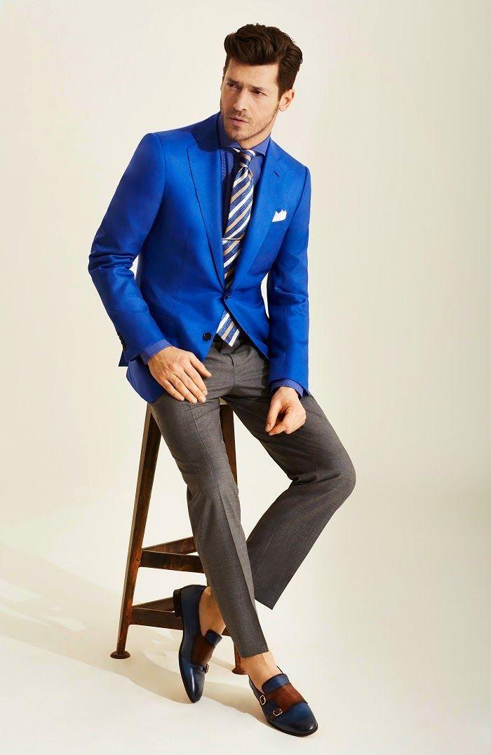 cool İlkbahar Yaz Erkek Modası 2015