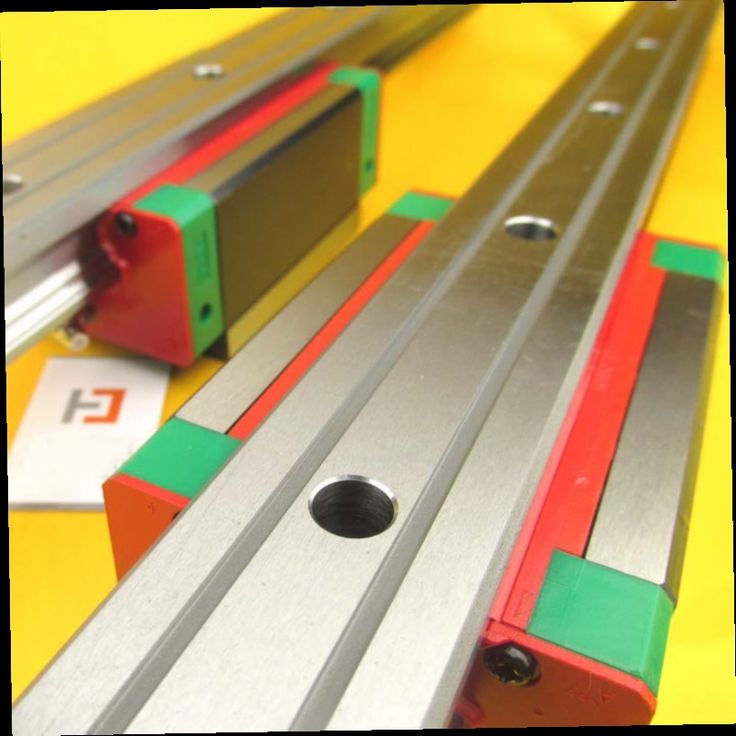 48.31$  Watch now - http://ali6jt.worldwells.pw/go.php?t=32705963708 - 1Pc HIWIN Linear Guide HGR25 Length 300mm Rail Cnc Parts 48.31$