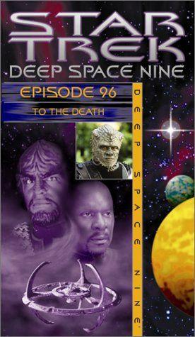 Star Trek - Deep Space Nine Episode 96: To the Death [VHS] @ niftywarehouse.com #NiftyWarehouse #StarTrek #Trekkie #Geek #Nerd #Products