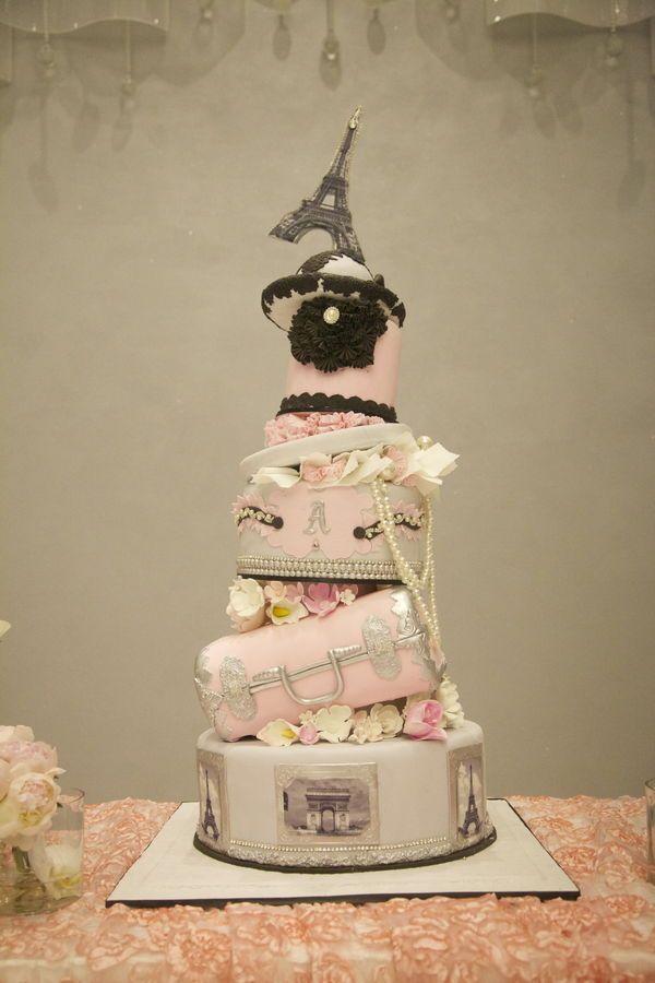 This cake is amazing ! Paris Cake