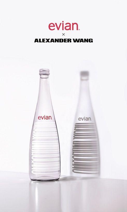 Alexander Wang X Evian