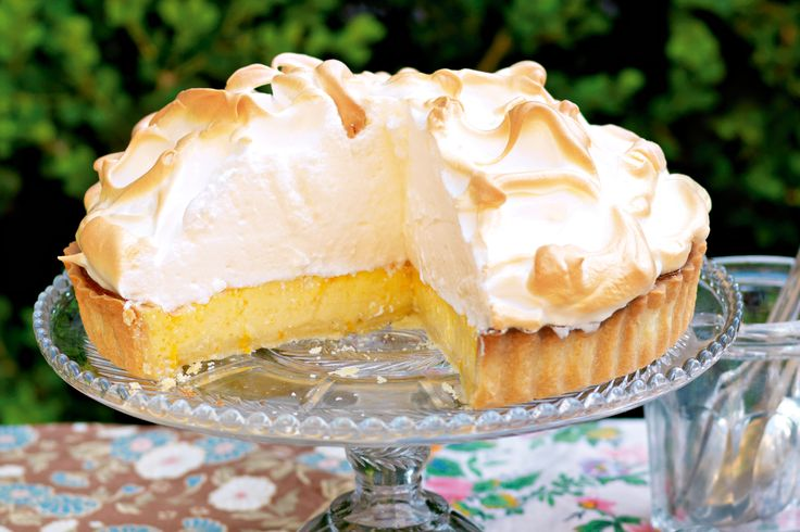 For something a little different, try our orange meringue pie which has all the zestiness of it's lemon counterpart and is just as delicious.