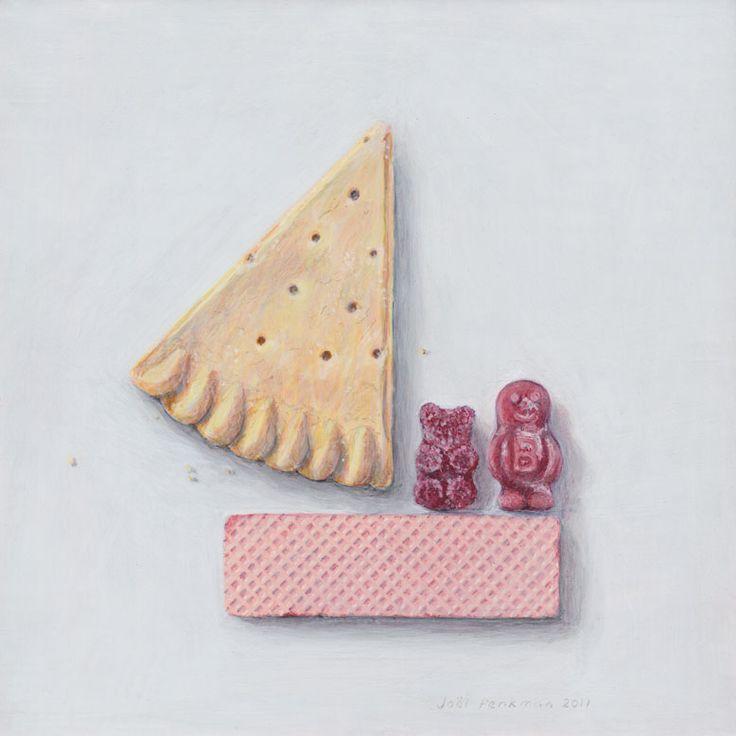 joel penkman - jelly-baby-boat