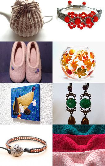 Artists Around the World by Pam - DogearedJournals on Etsy--Pinned with TreasuryPin.com