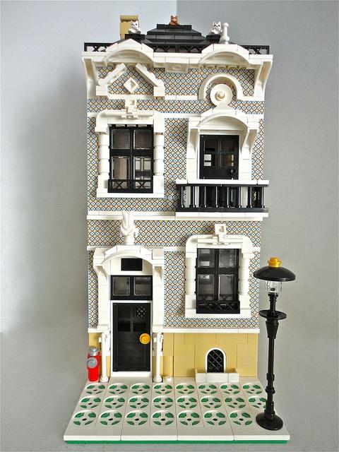 lego creator family house instructions