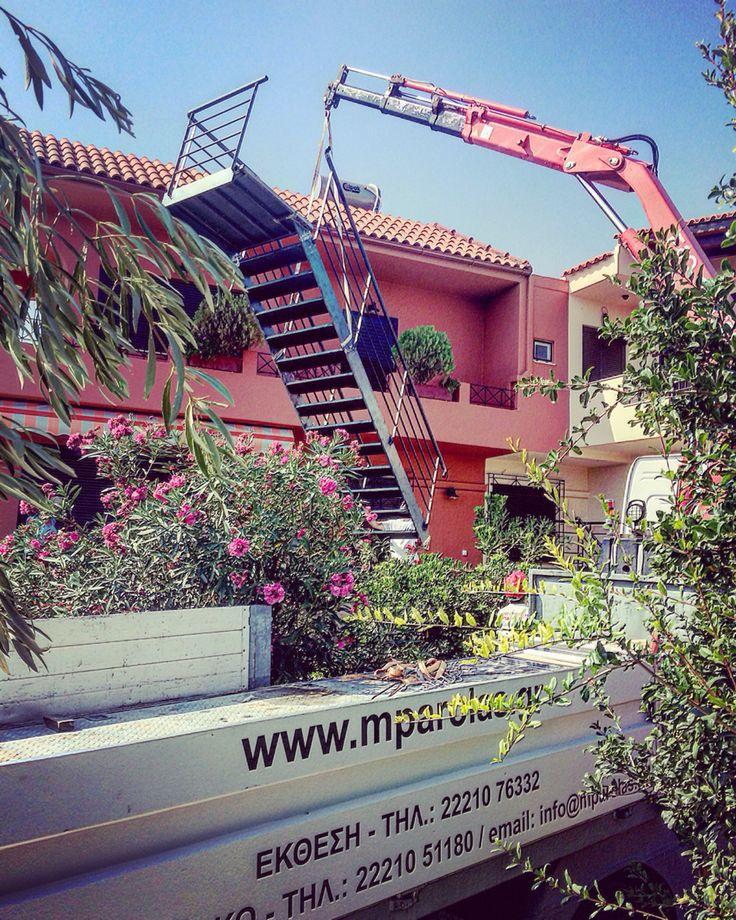 #mparolas #metal #constructions http://alouminia-koufomata.gr