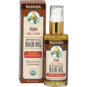 Badger Argan Hair Oil 59ml