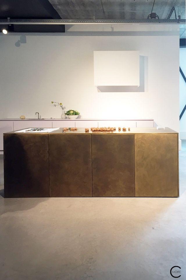 Contemporary kitchen design inspiration bycocoon.com | interior design | inox stainless steel kitchen taps | modern kitchen design | project design & renovations | RVS design keukenkranen | Dutch Designer Brand COCOON || Piet Boon Kitchen.