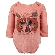 I share Bob Body Racoona Rose with Pinterest from Babyshop! (thank you page)