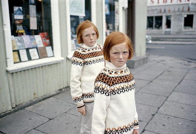 Belgie (Twins), 1968; Ed van der Elsken