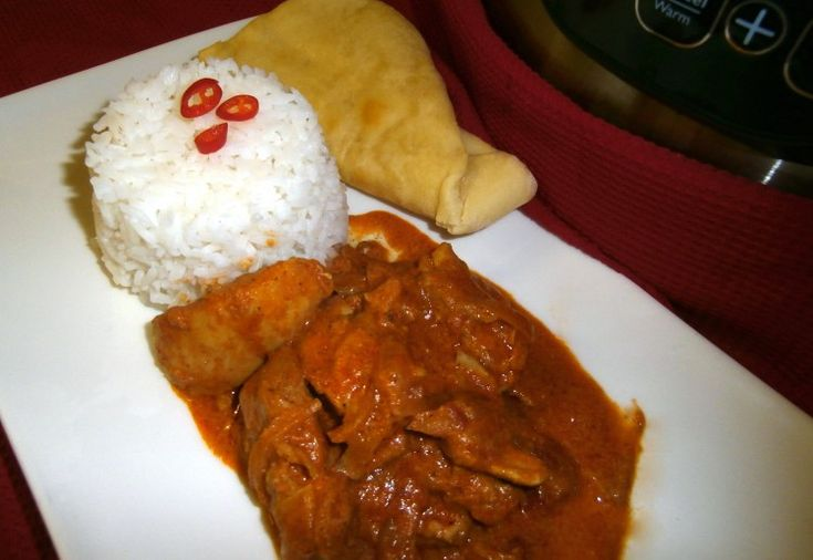 Butter Chicken - Real Recipes from Mums